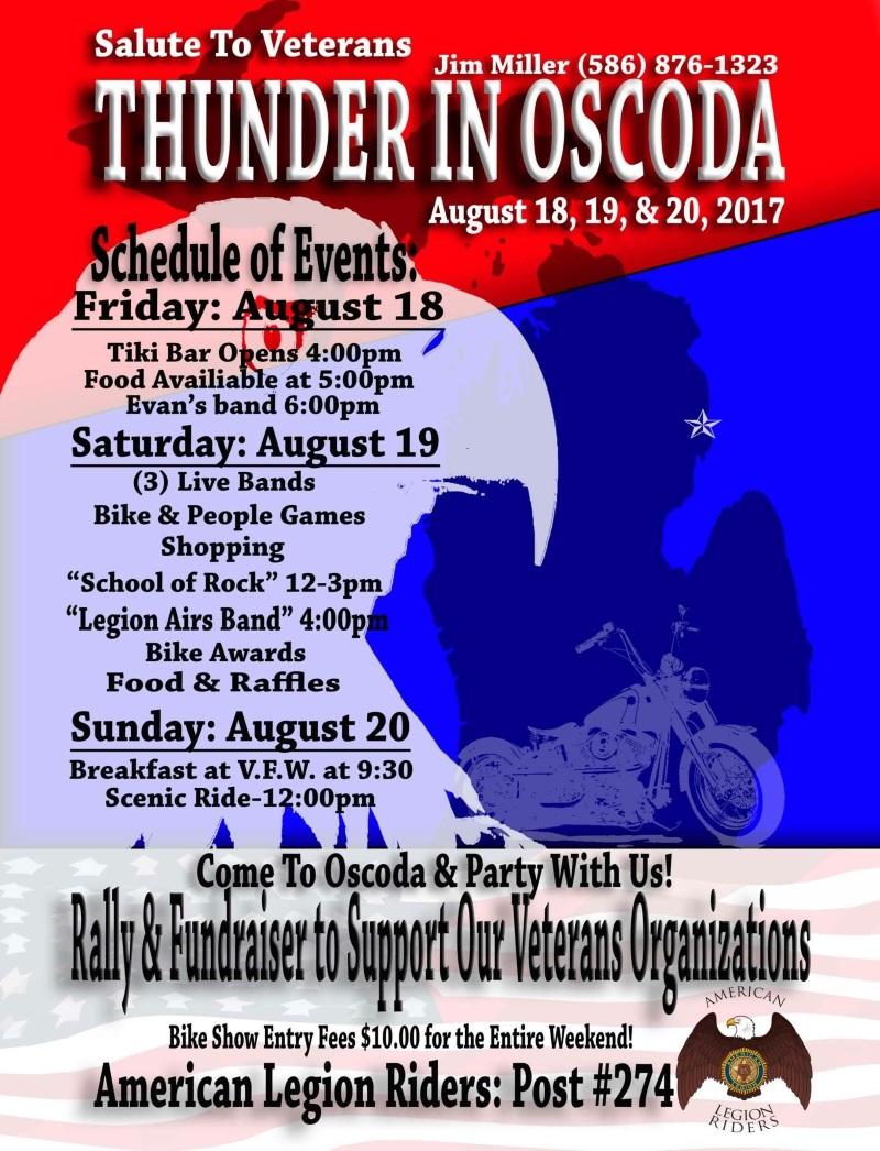 Thunder In Oscoda