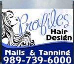 Profiles Hair Design & Tanning